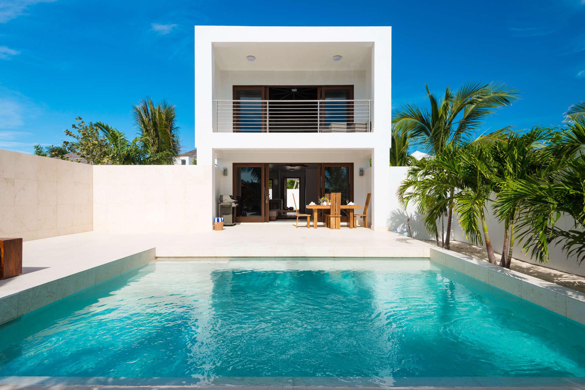 Luxury villa rentals caribbean - Turks and caicos - Providenciales - Turtle cove - Sugar Kube - Image 1/13