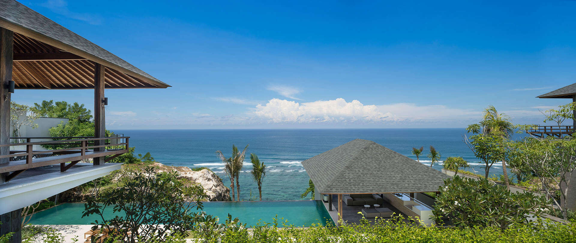 Luxury villa rentals asia - Indonesia - Bali - The bukit - Soham - Image 1/21