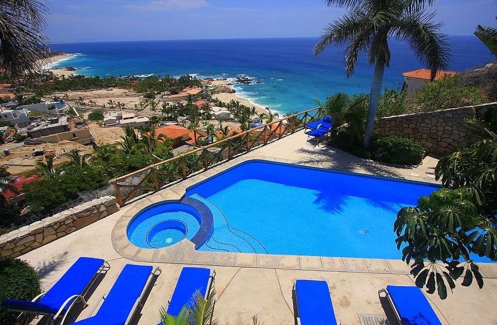 Luxury vacation rentals mexico - Los cabos - Los cabos corridor - Cabo colorado - Casa Tranquila - Image 1/23