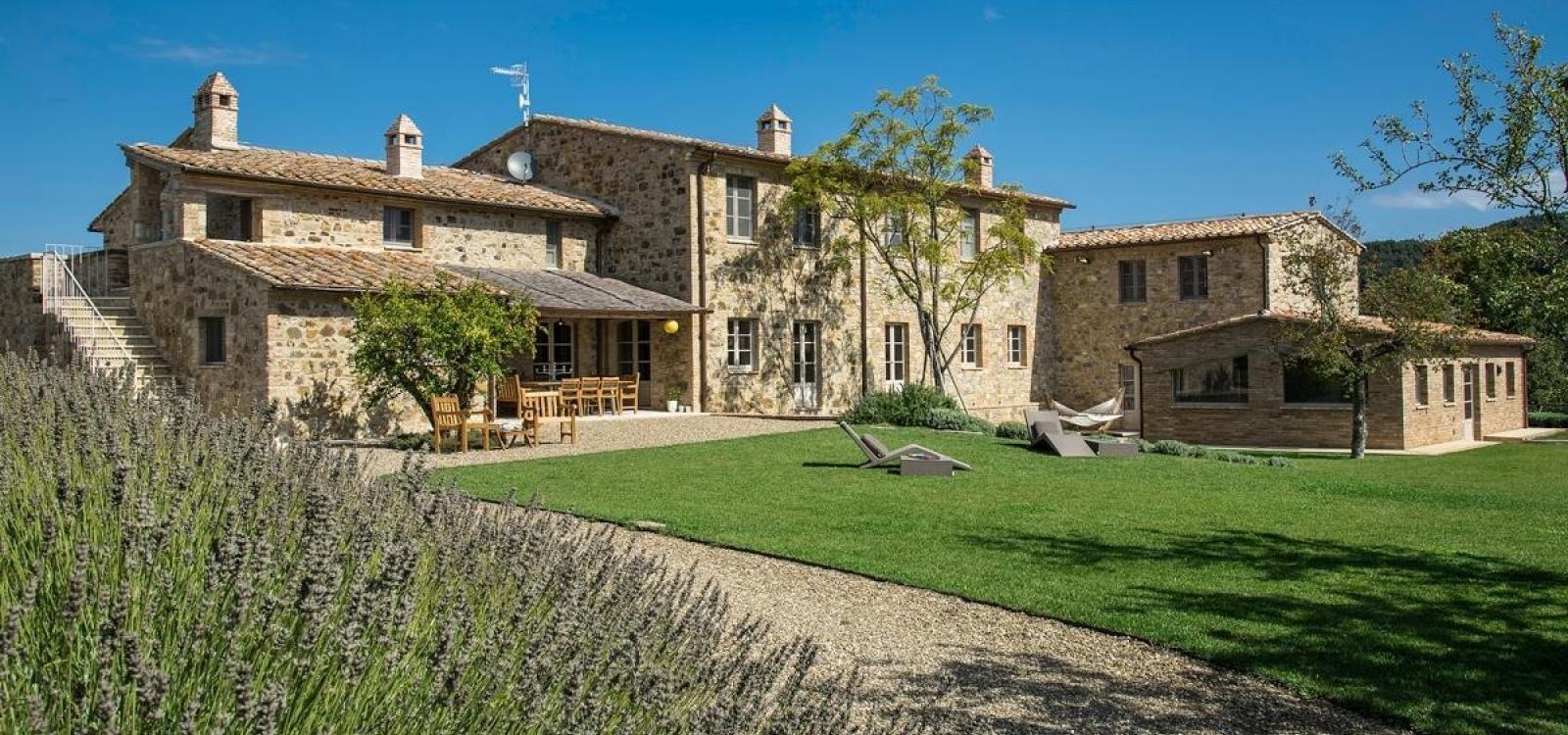 Luxury vacation rentals europe - Italy - Tuscany - San casciano dei bagni - Poderosa - Image 1/51