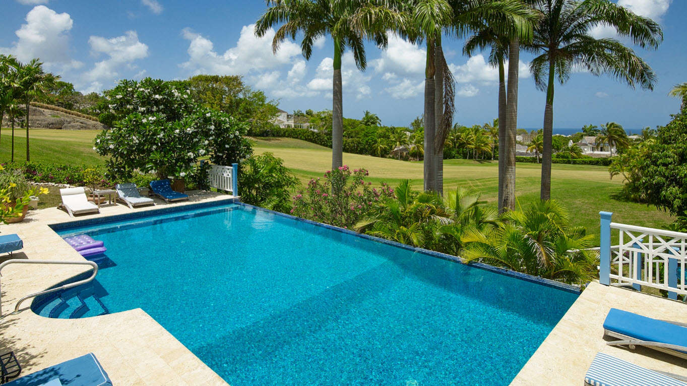 Luxury villa rentals caribbean - Barbados - St james - Royal westmoreland golf resort - Palm Ridge 12 | Blue Shutters - Image 1/6