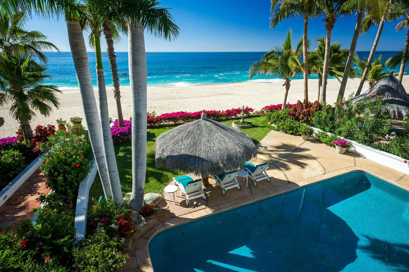 Luxury vacation rentals mexico - Los cabos - Palmilla - Villas delmar - Villas del Mar 131 - Image 1/19