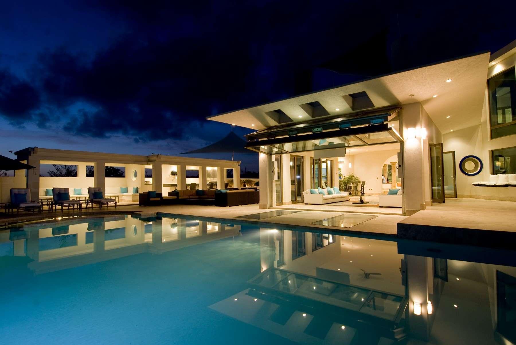 Luxury villa rentals caribbean - Anguilla - West endbay - Modena - Image 1/9