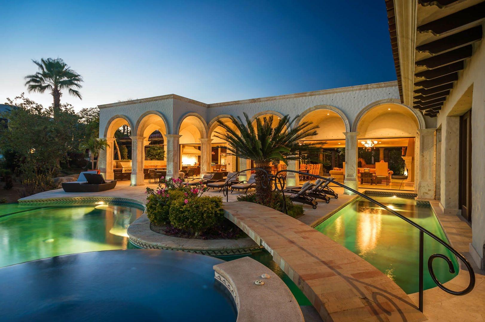 Luxury vacation rentals mexico - Los cabos - San jose del cabo - Puerto los cabos - Casa Lieber - Image 1/20