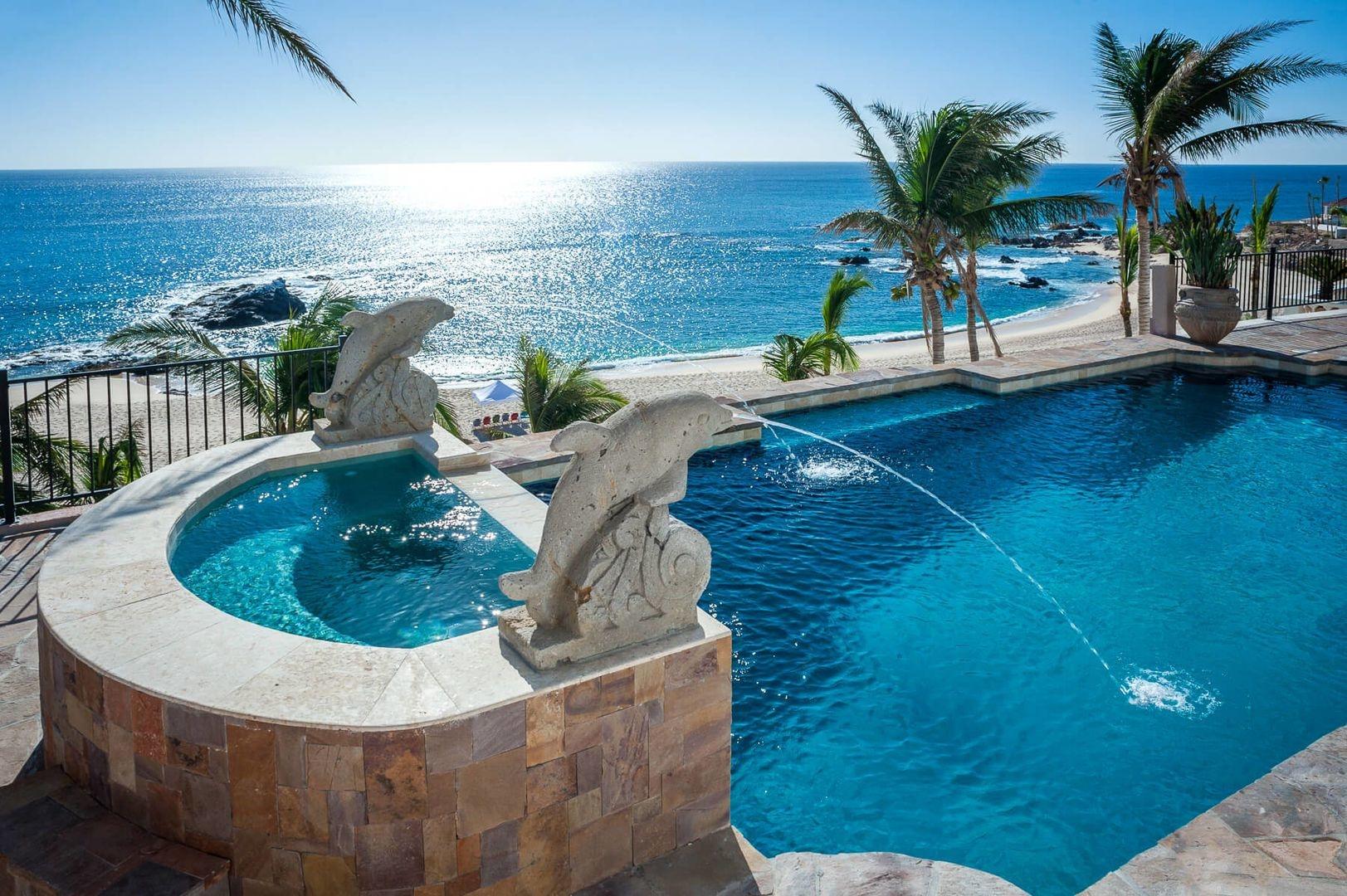 Luxury vacation rentals mexico - Los cabos - Los cabos corridor - Palmilla - Villa Paraiso - Image 1/29
