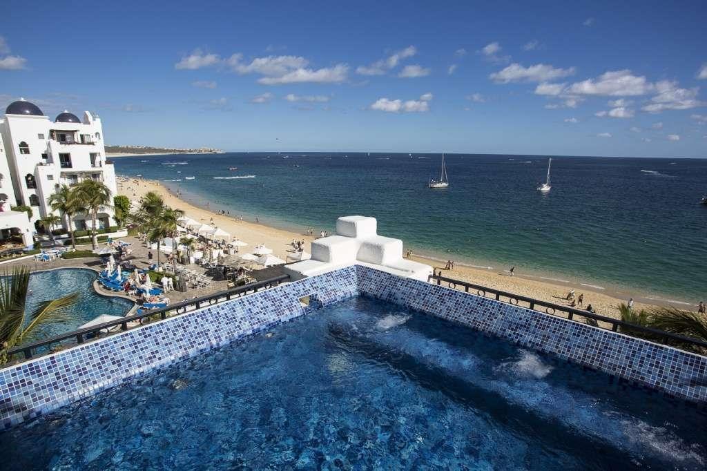 Luxury vacation rentals mexico - Los cabos - Cabo - Medano beach - Pueblo Bonito Blanco Penthouse - Image 1/20