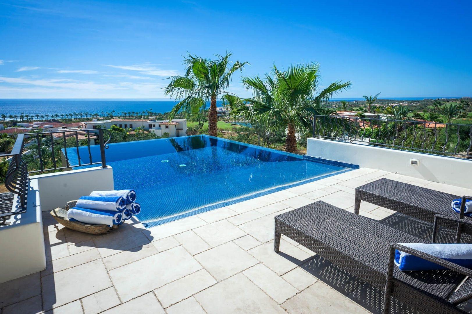 Luxury vacation rentals mexico - Los cabos - Cabo - Cabo delsol - Villa de los Faros - Image 1/25