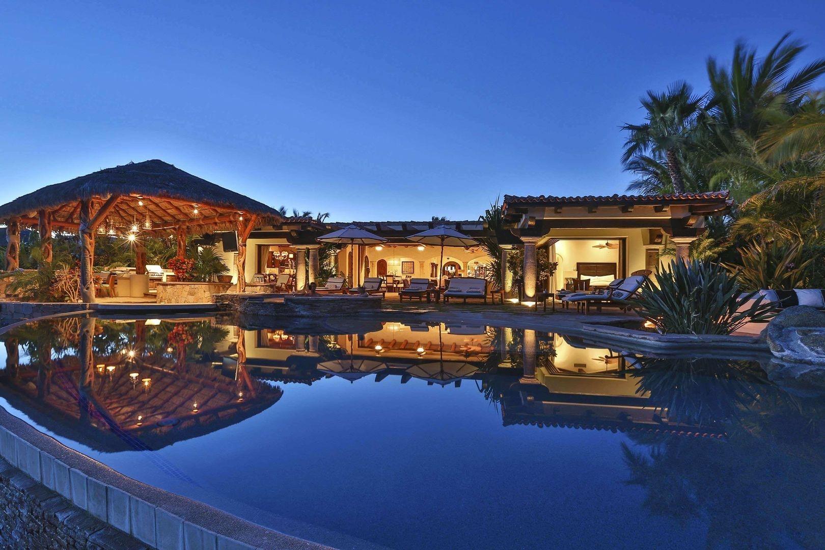 Luxury vacation rentals mexico - Los cabos - Los cabos corridor - Cabo delsol - Casa Costa - Image 1/33