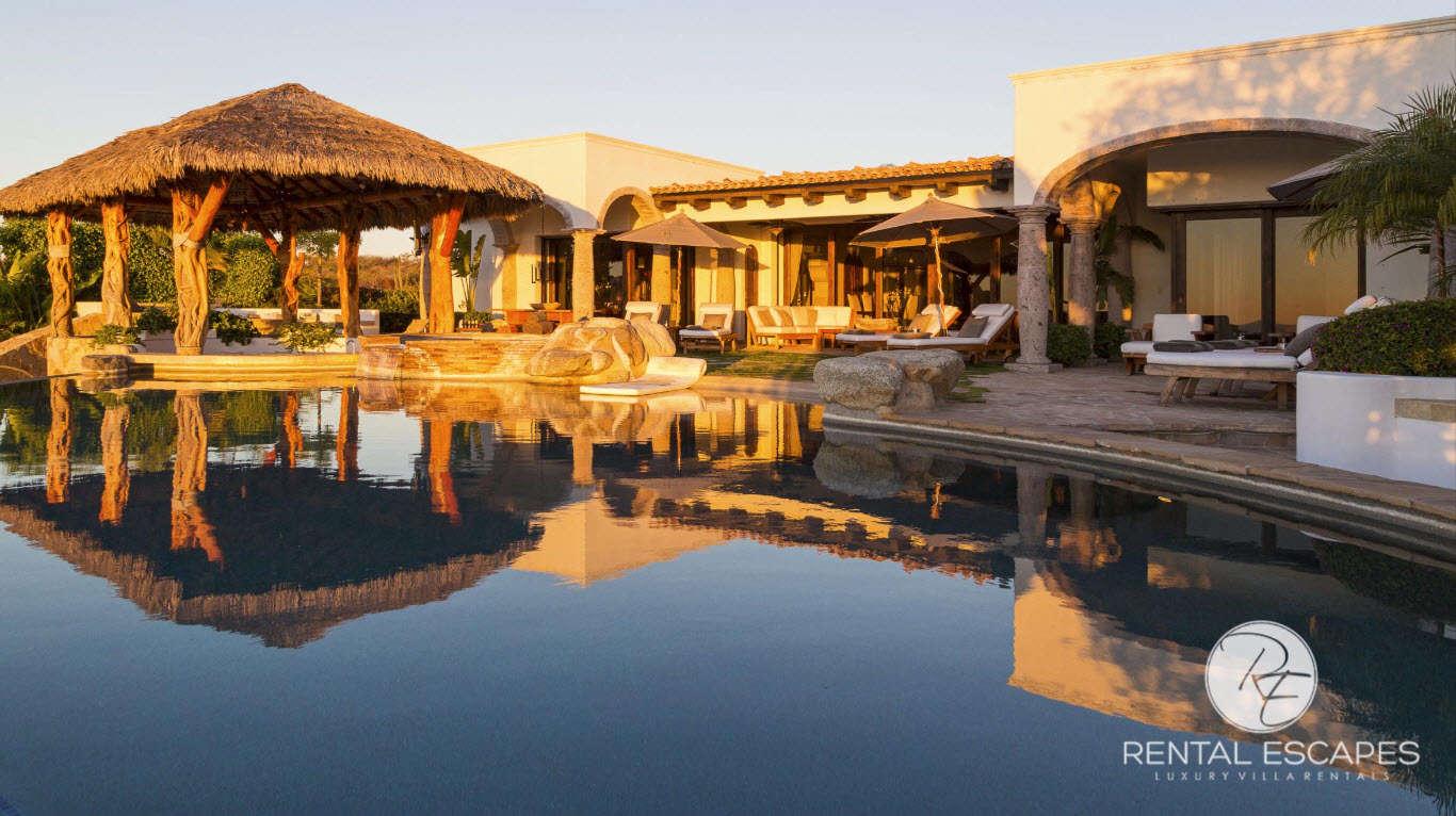 Luxury vacation rentals mexico - Los cabos - Cabo - Cabo delsol - Casa Mar - Image 1/14