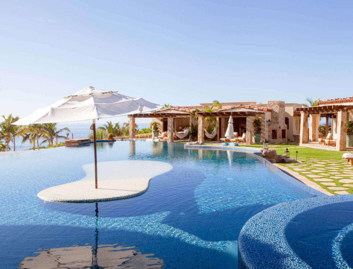 Luxury vacation rentals mexico - Los cabos - Pedr egal - Casa de Karma - Image 1/17
