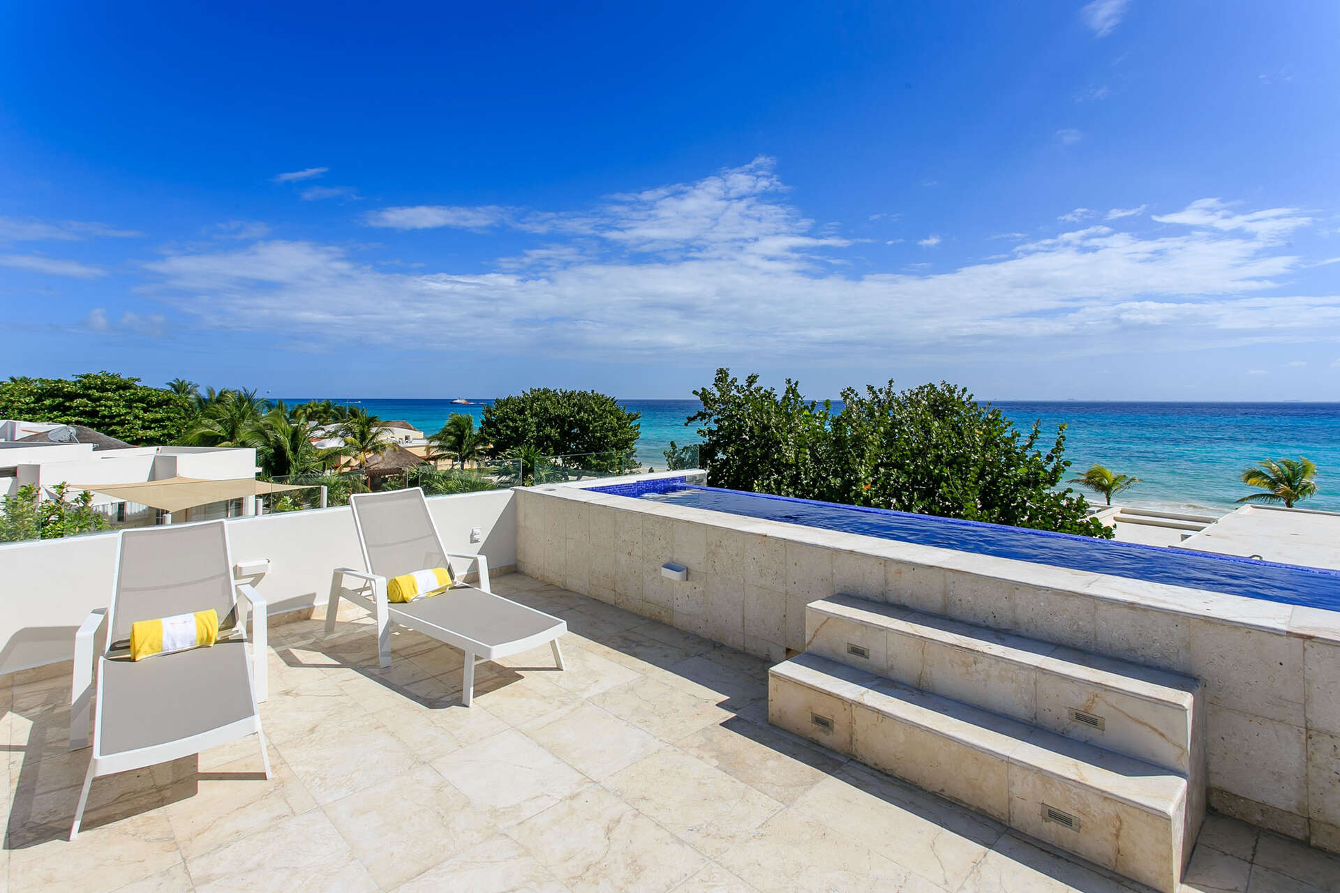 Luxury vacation rentals mexico - Riviera maya - Playa del carmen - Villa Unica - Image 1/20