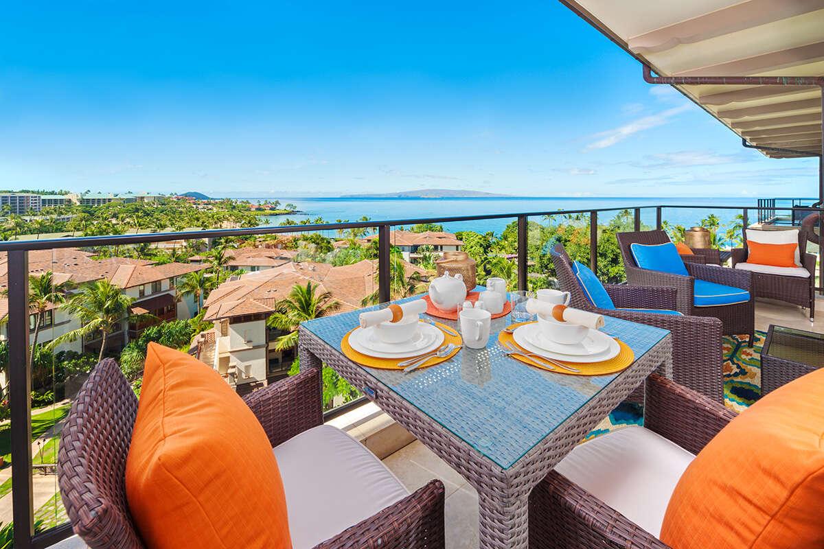 Luxury vacation rentals usa - Hawaii - Maui - Wailea beach villas - Regal Mandalay M511 - Image 1/32