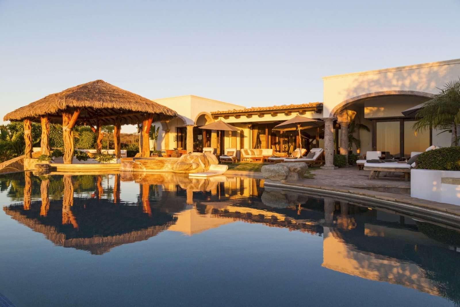 Luxury vacation rentals mexico - Los cabos - Cabo - Cabo delsol - Casa Damiana - Image 1/22
