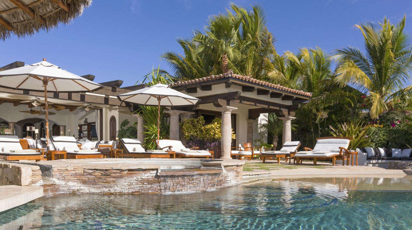 Luxury vacation rentals mexico - Los cabos - Los cabos corridor - Cabo delsol - Casa Sahuaro - Image 1/14