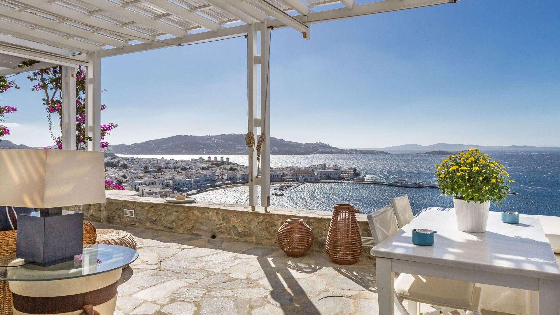 Luxury vacation rentals europe - Greece - Mykonos - Chora - Margo - Image 1/17