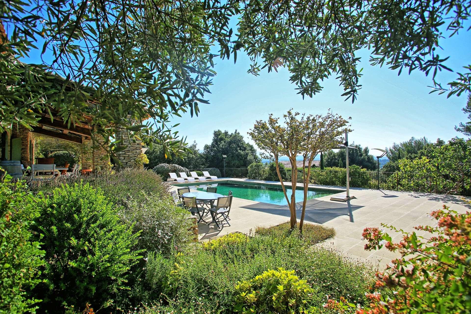 Luxury vacation rentals europe - France - Provence ih - Provence luberon - Joucas - Image 1/18