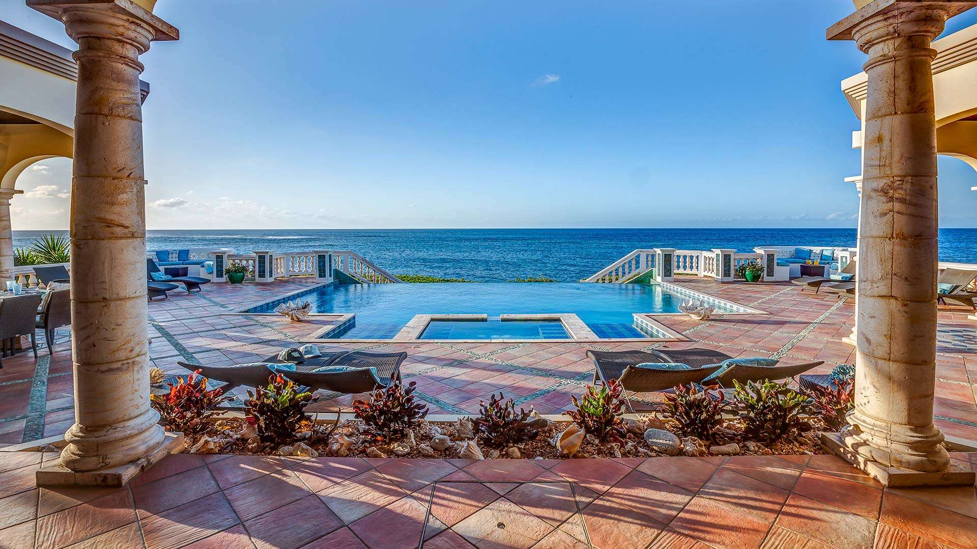 Luxury villa rentals caribbean - Anguilla - Island harbour - No location 4 - Amarilla - Image 1/24