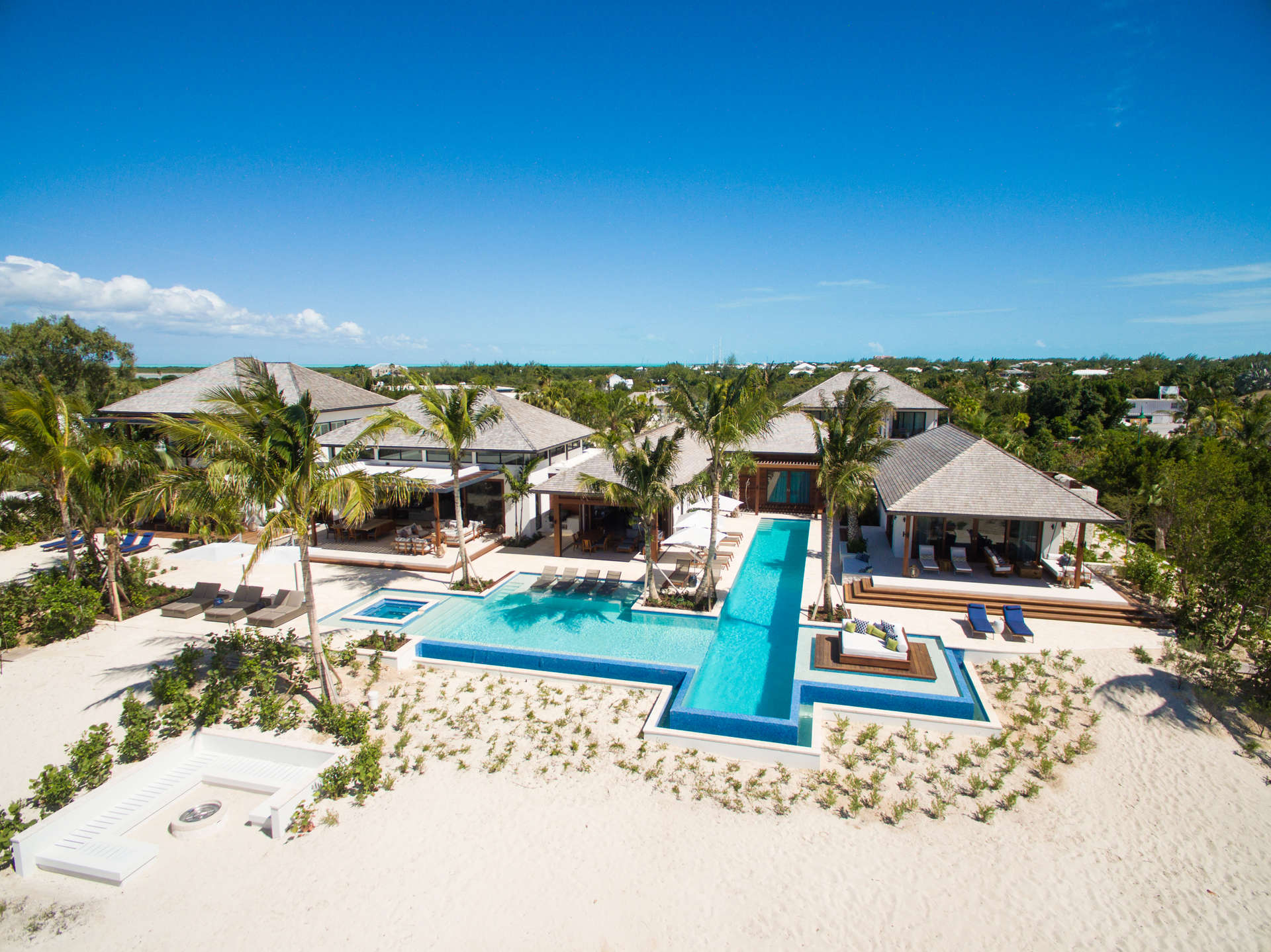 Luxury villa rentals caribbean - Turks and caicos - Providenciales - Grace bay - Hawksbill - Image 1/30