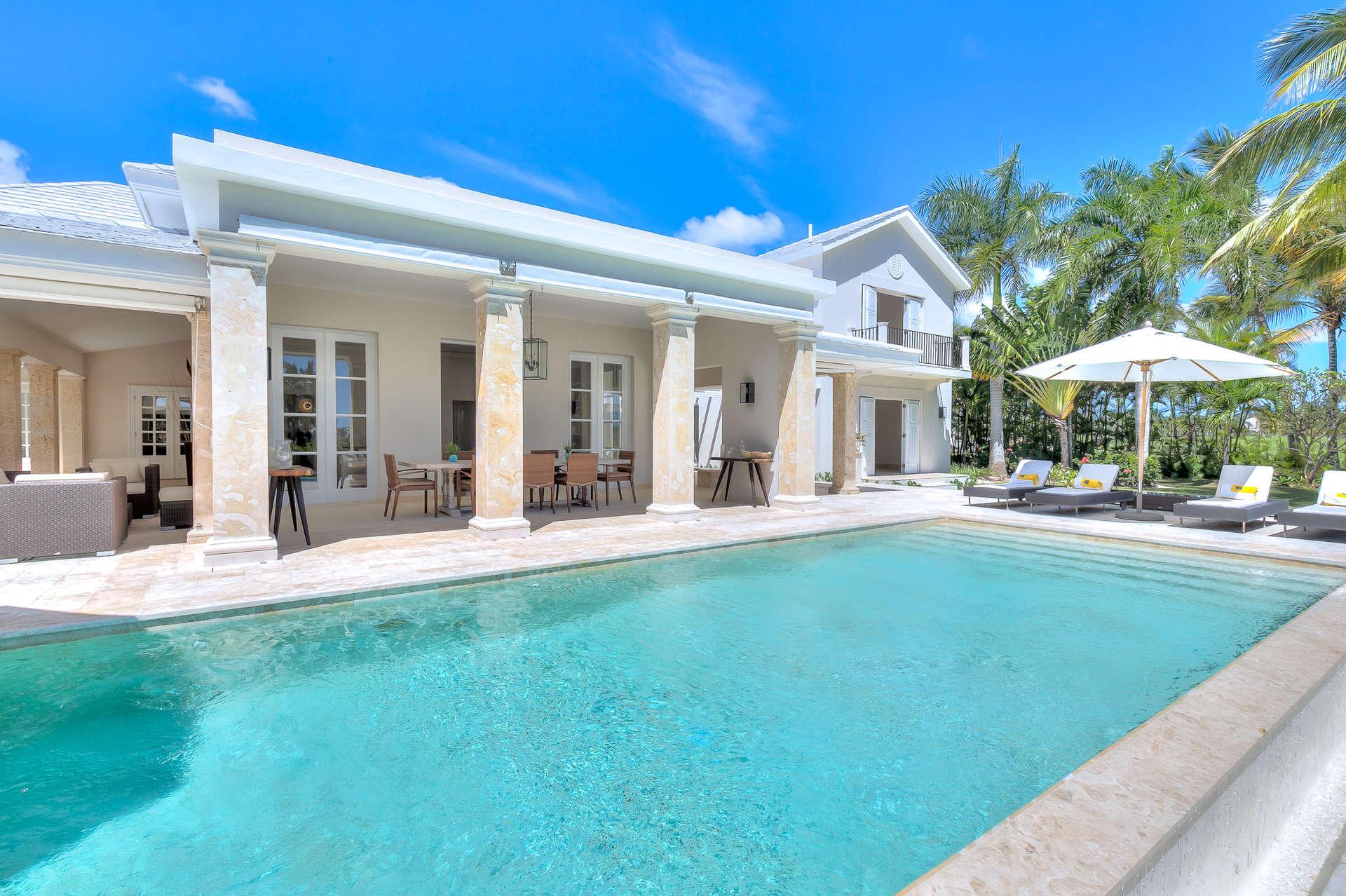 Luxury villa rentals caribbean - Dominican republic - Punta cana - Punta cana resort and club - Tortuga B28 - Image 1/20