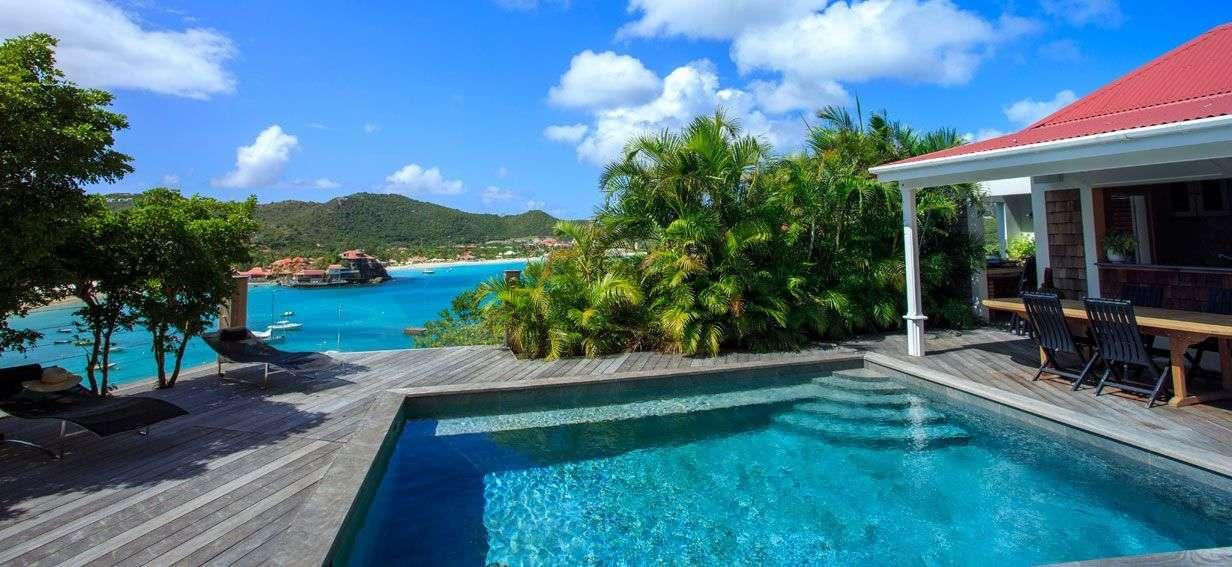 Luxury villa rentals caribbean - St barthelemy - Saint jean - Villa Xanadu - Image 1/30