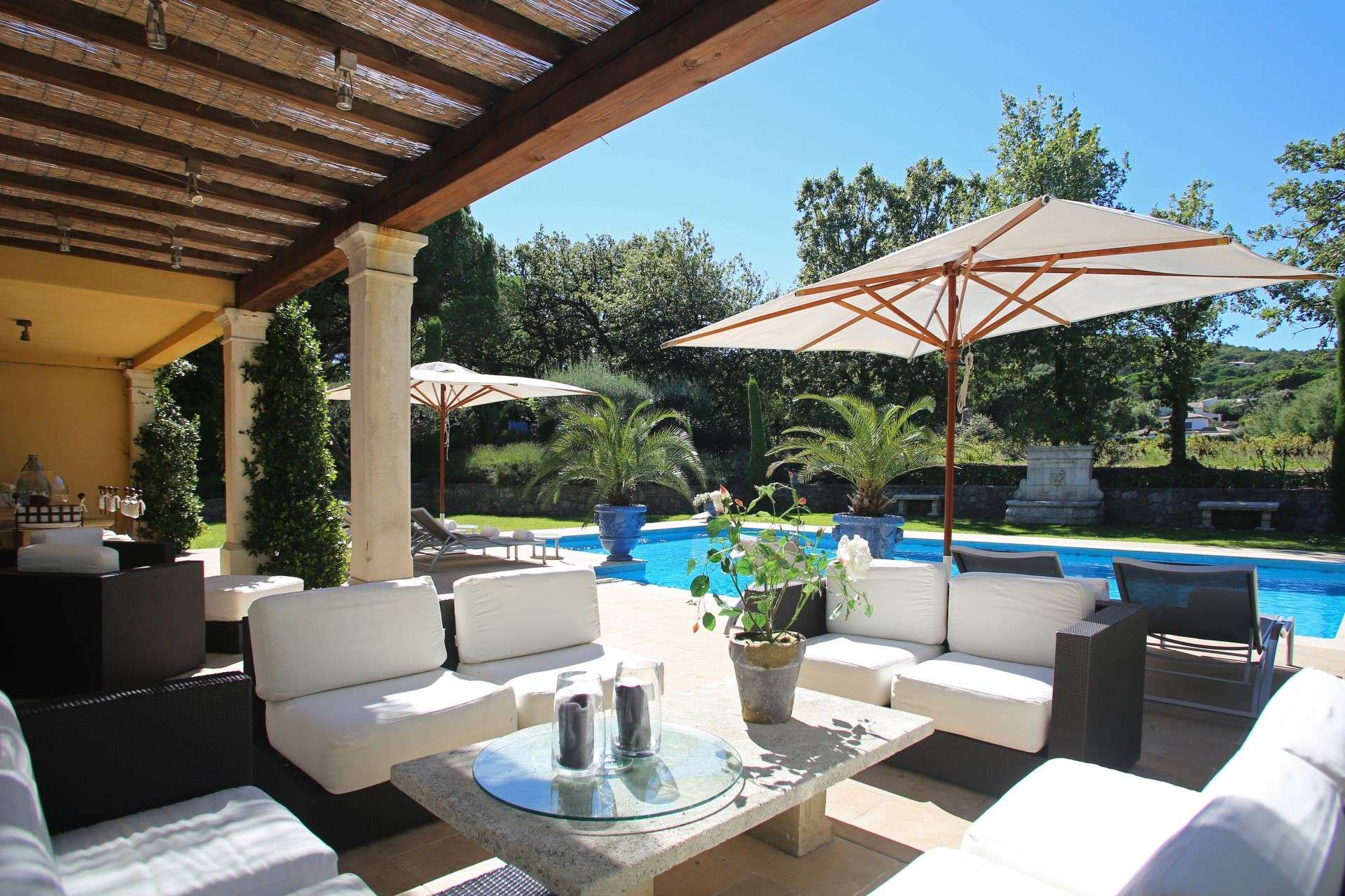 Luxury vacation rentals europe - France - French riviera - Saint tropez - La Tropezienne - Image 1/19