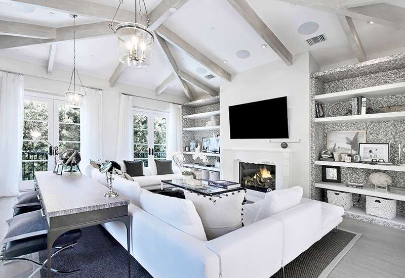 Luxury vacation rentals usa - California - Los angeles california - Beverly hills ca - Tower Road Estate - Image 1/18