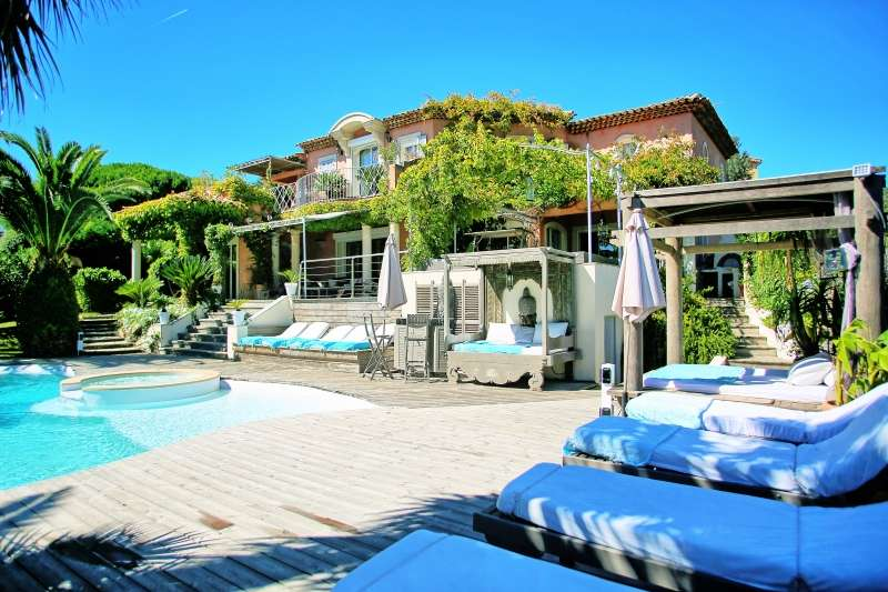 Luxury vacation rentals europe - France - Frenchriviera - Saint tropez - Dolce Vita Villa - Image 1/20