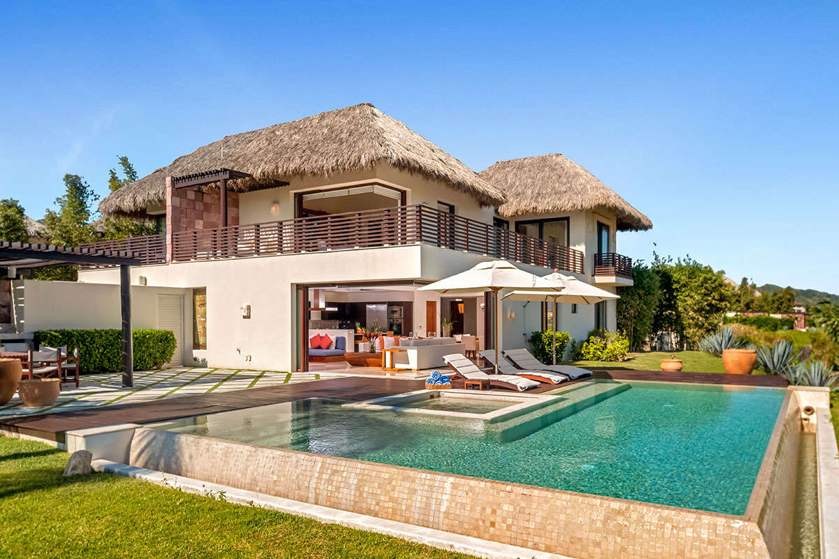 Luxury vacation rentals mexico - Punta mita - Porta fortuna - Villa Quarzo - Image 1/14