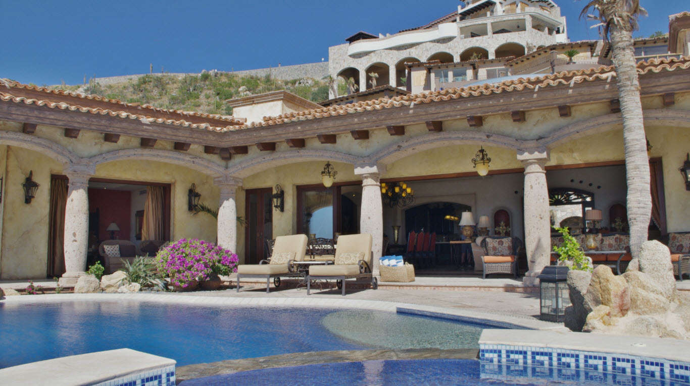 Luxury vacation rentals mexico - Los cabos - Cabo - Pedregal - Villa Maria - Pedregal - Image 1/22