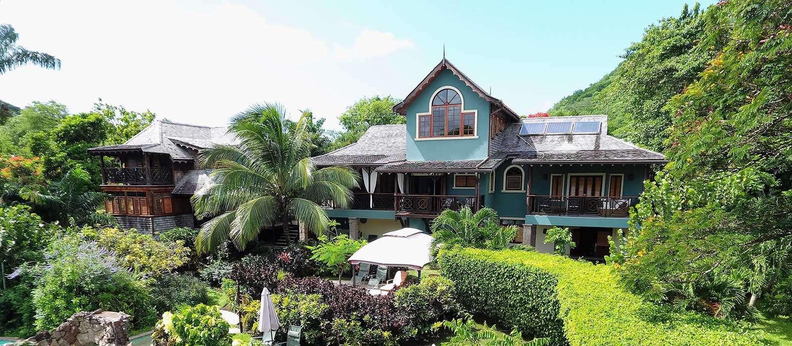Luxury villa rentals caribbean - St lucia - Gros islet - Trouya - Villa C'est la Vie - Image 1/31