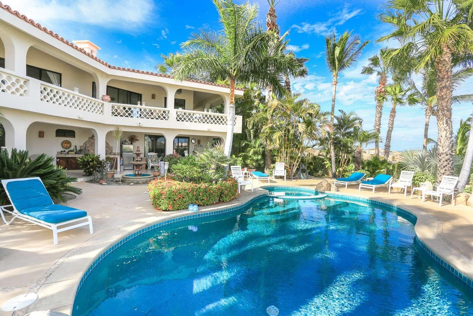Luxury vacation rentals mexico - Los cabos - San jose del cabo - La jollade los cabos - Casa de la Flores - Image 1/12