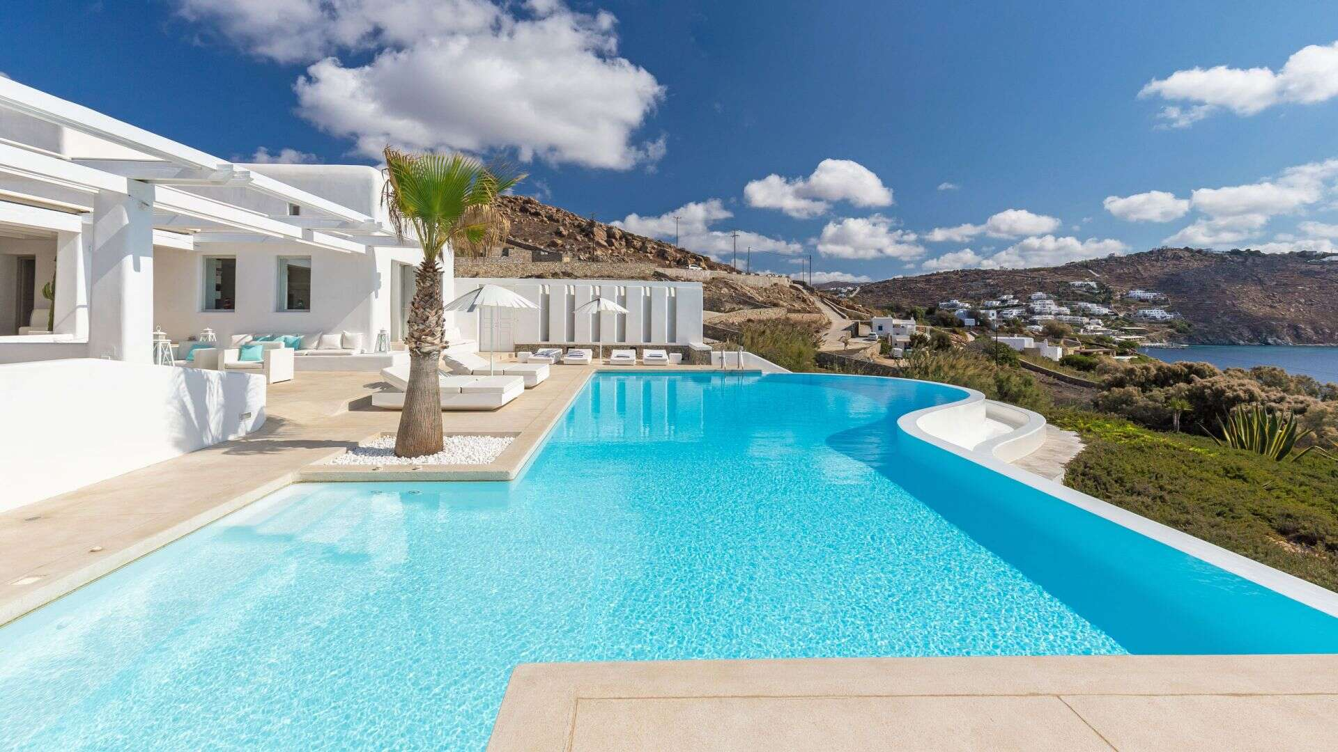 Luxury vacation rentals europe - Greece - Mykonos - Aleomandra - South Cove Dream - Image 1/18