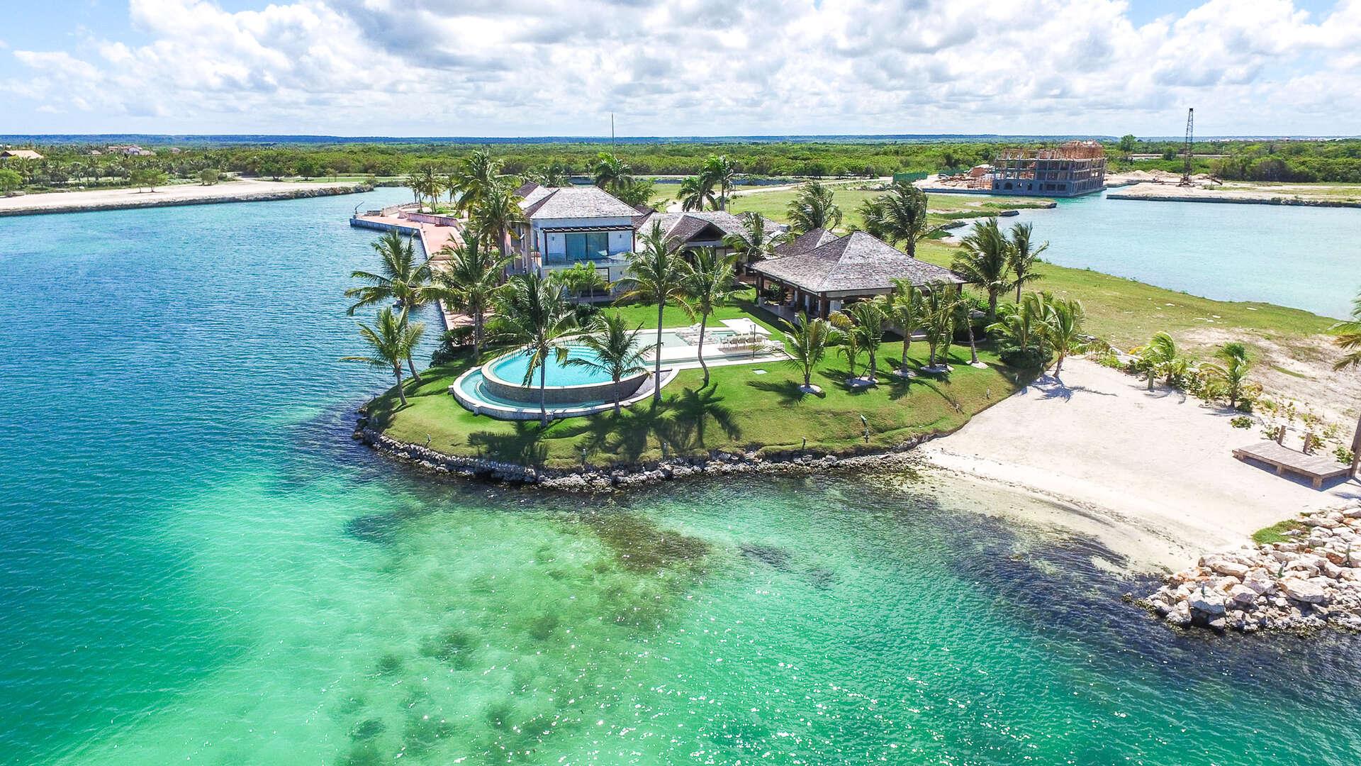 Luxury villa rentals caribbean - Dominican republic - Punta cana - Cap cana - Villa Varadero - Image 1/25