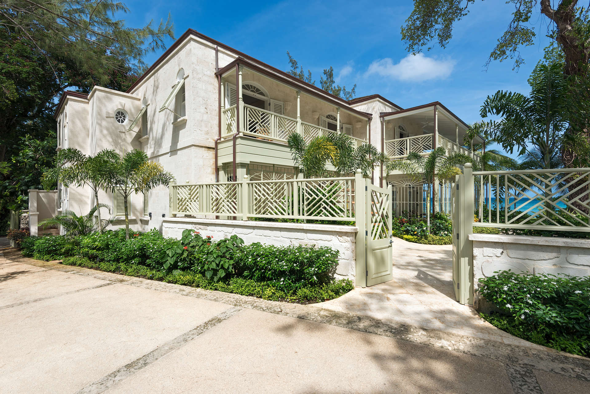 Luxury villa rentals caribbean - Barbados - St peter - Gibbes - Hemingway House - Image 1/12