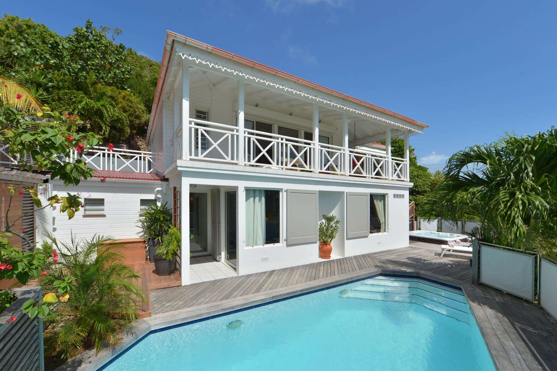 Luxury villa rentals caribbean - St barthelemy - Flamands - No location 4 - Ipanema - Image 1/20