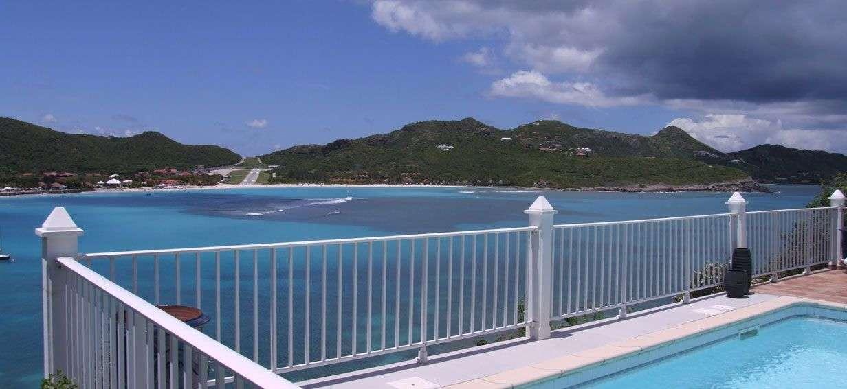 Luxury villa rentals caribbean - St barthelemy - Saint jean - No location 4 - La Vigie - Image 1/6