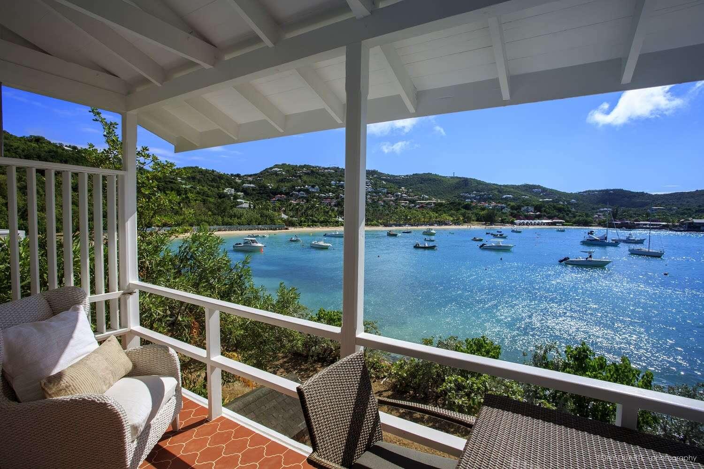 Luxury villa rentals caribbean - St barthelemy - Saint jean - Sous La Falaise - Image 1/17