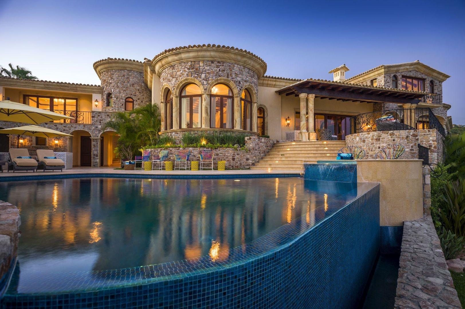 Luxury vacation rentals mexico - Los cabos - San jose del cabo - Puerto los cabos - Villa Bella Laura - Image 1/25