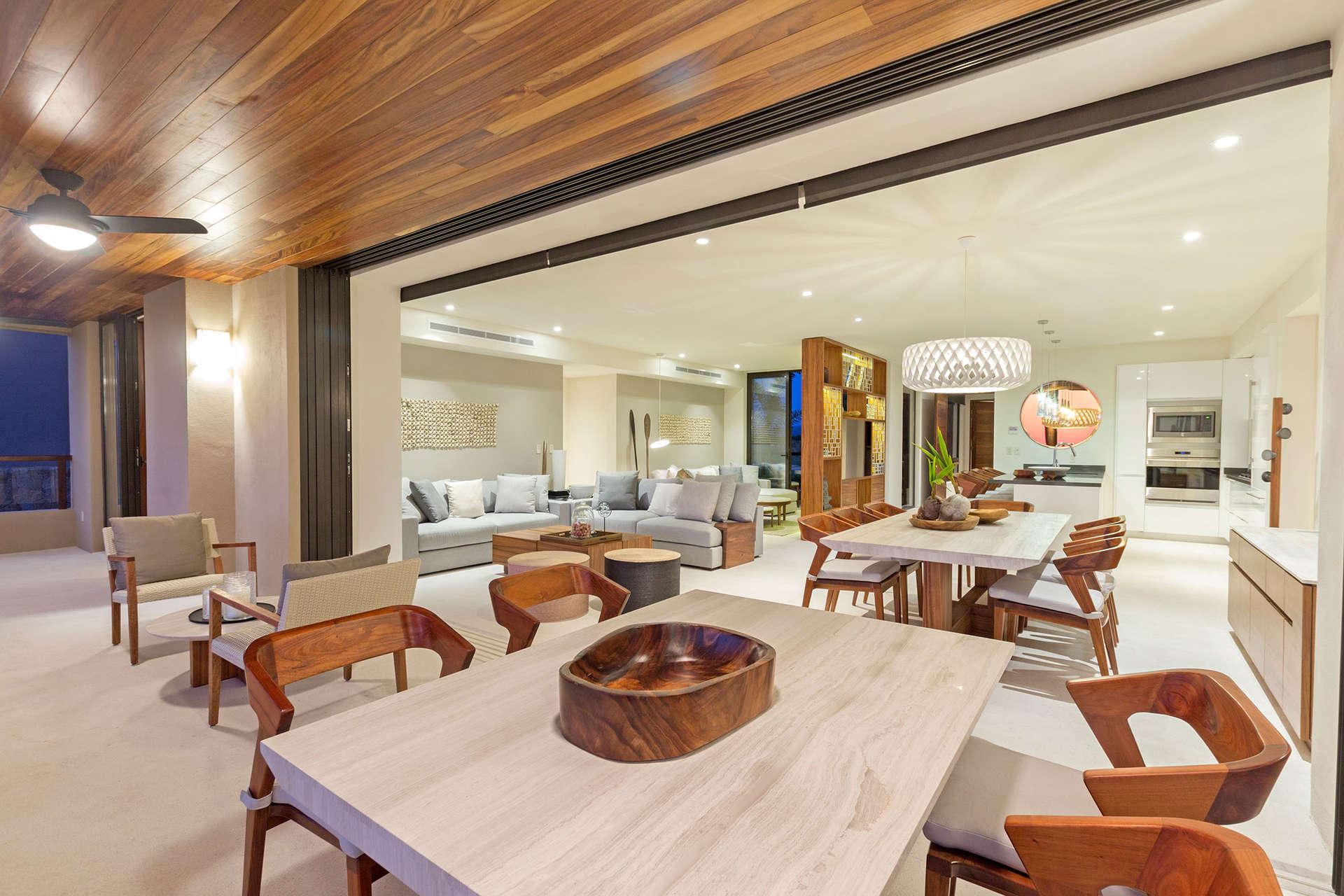 Luxury vacation rentals mexico - Punta mita - Las marietas - No location 4 - Condo Ceres - Image 1/16