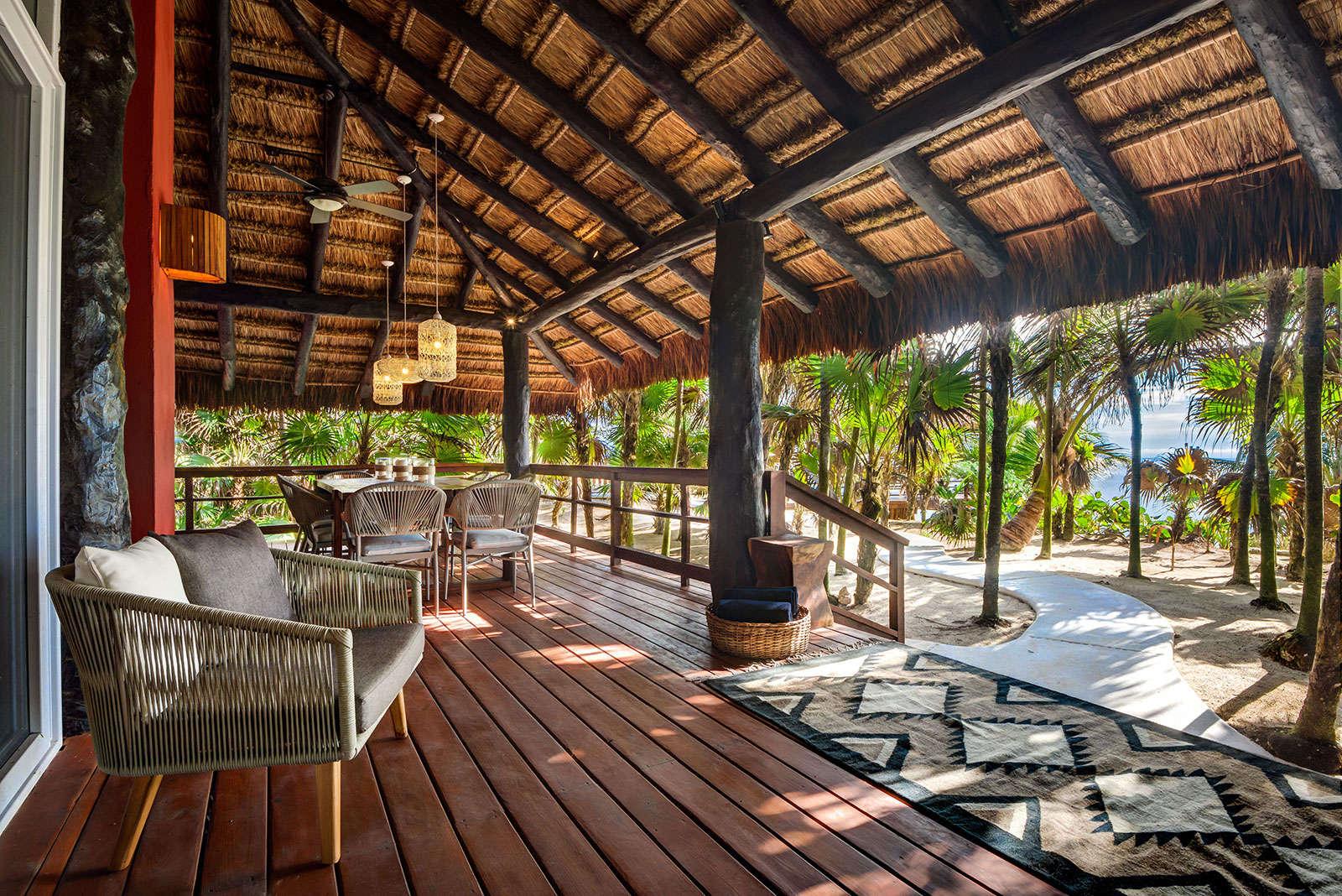 Luxury vacation rentals mexico - Riviera maya - Sian ka an - No location 4 - Casa Godi - Image 1/43