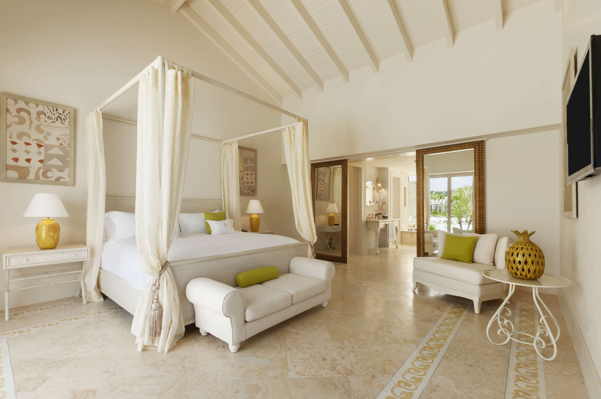 Luxury villa rentals caribbean - Dominican republic - Punta cana - Eden roc at cap cana - Luxury Family Pool Suite - Image 1/11