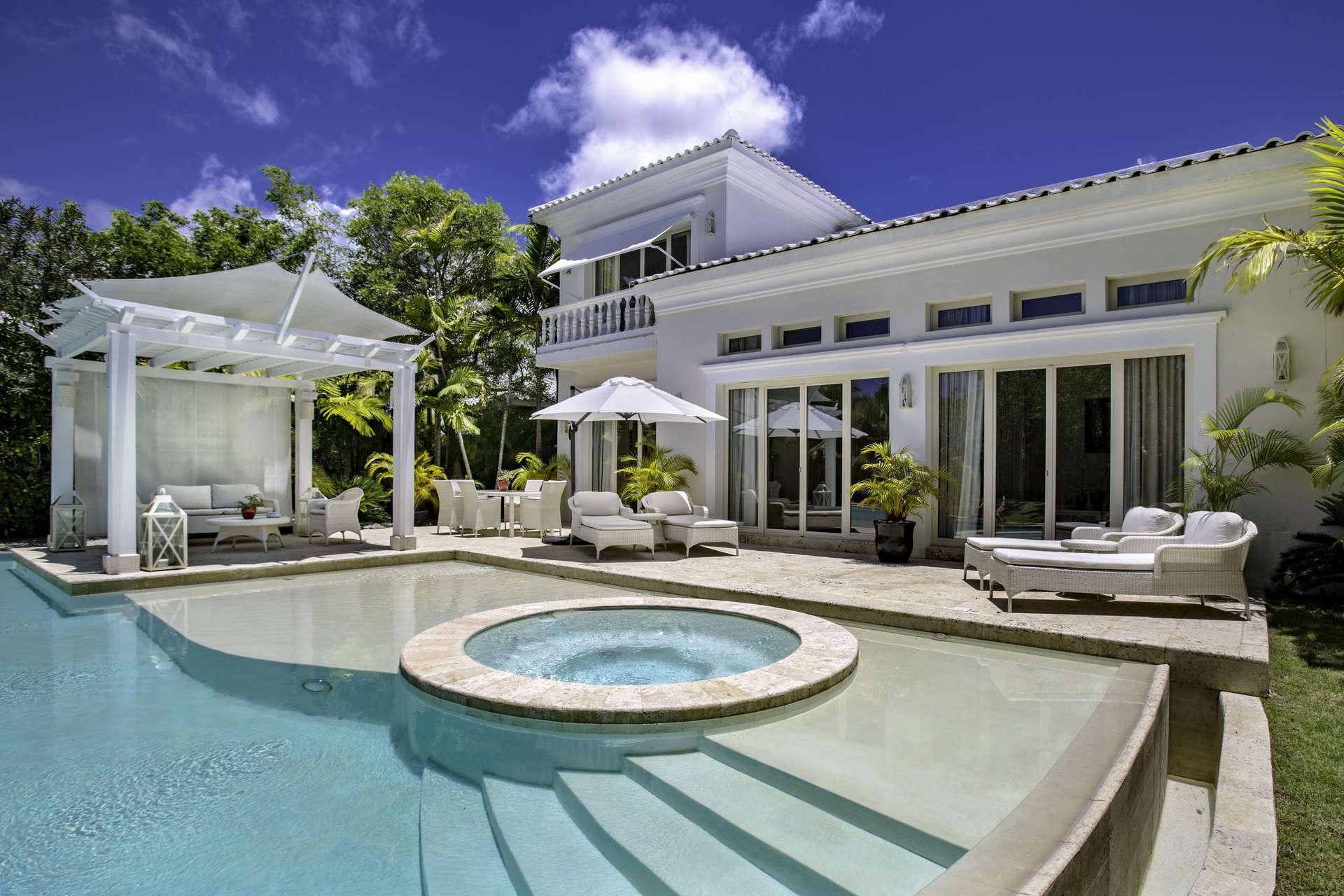 Luxury villa rentals caribbean - Dominican republic - Punta cana - Eden roc at cap cana - Royale Villa - Image 1/18