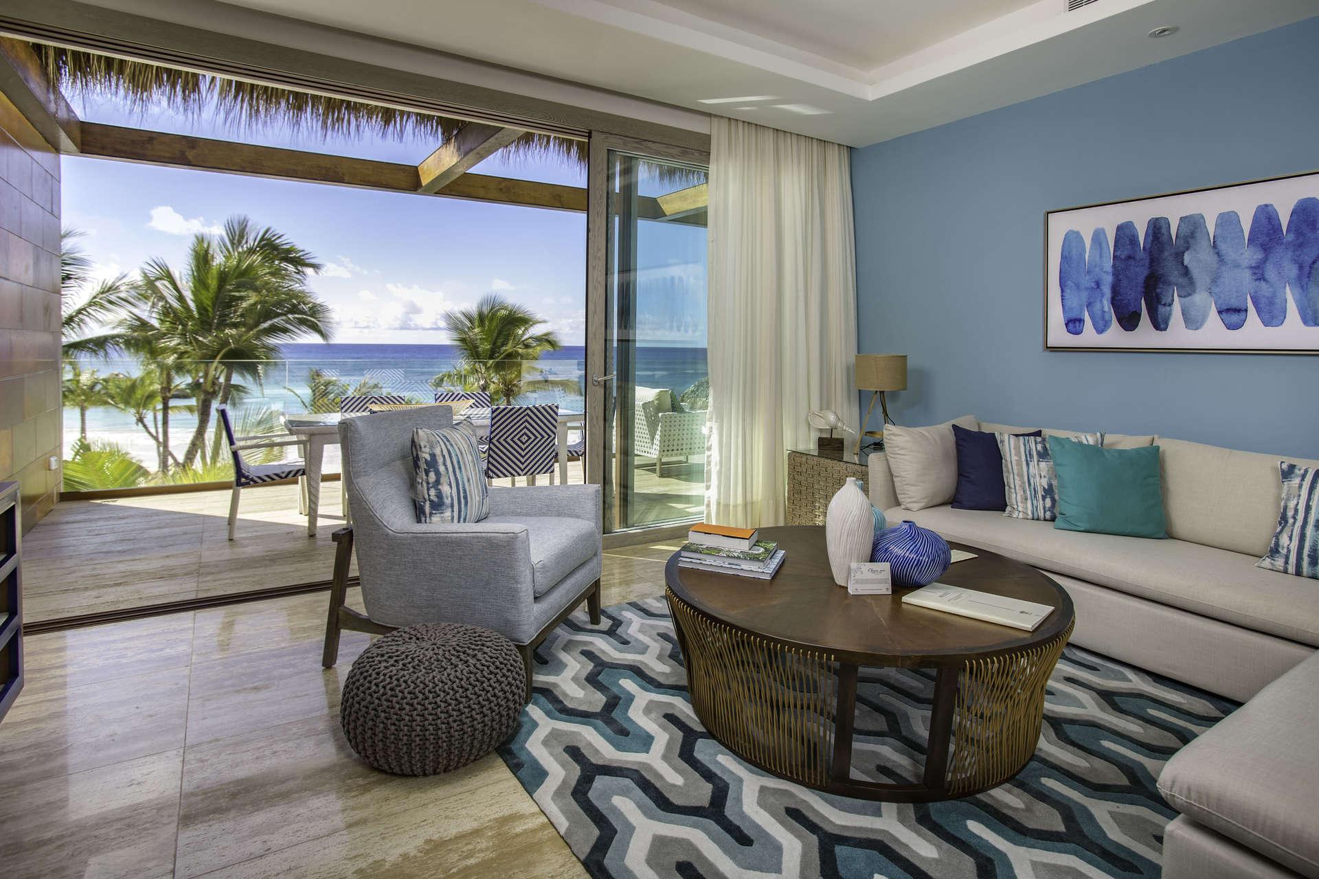Luxury villa rentals caribbean - Dominican republic - Punta cana - Eden roc at cap cana - 2 BDM Beach - Image 1/8