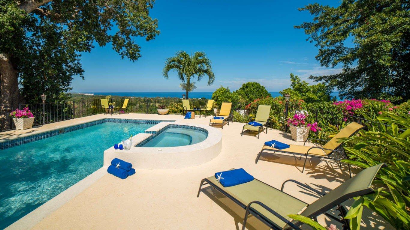 Luxury villa rentals caribbean - Jamaica - Runaway bay - Mills Villa - Image 1/13