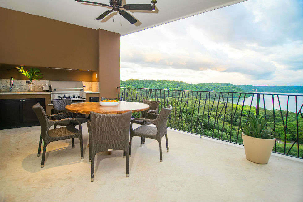 Central america villa rentals - Costa rica - Guanacaste - Peninsula papagayo - Vista Tranquila - Image 1/12