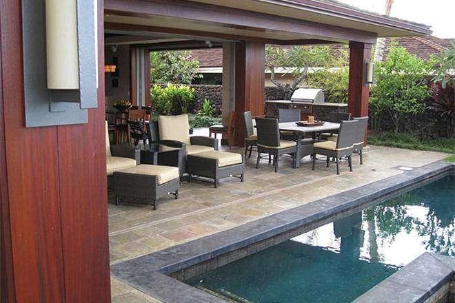 Luxury vacation rentals usa - Hawaii - Big island - Hualalai resort - Paku'i Street Home - Image 1/9