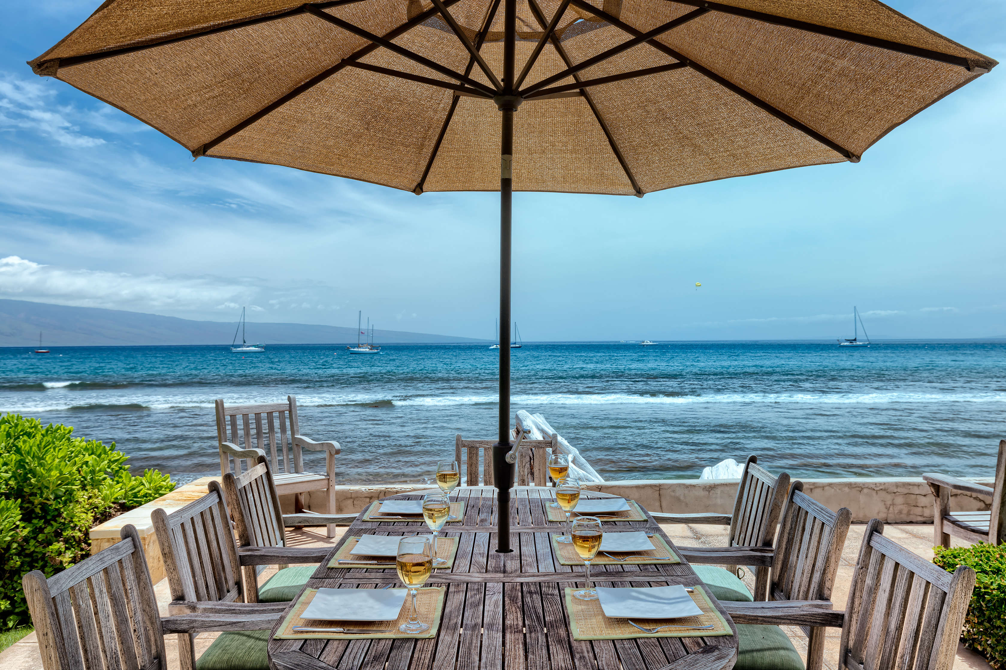 Luxury vacation rentals usa - Hawaii - Maui - Lahaina - Villa Turtle Beach - Image 1/40