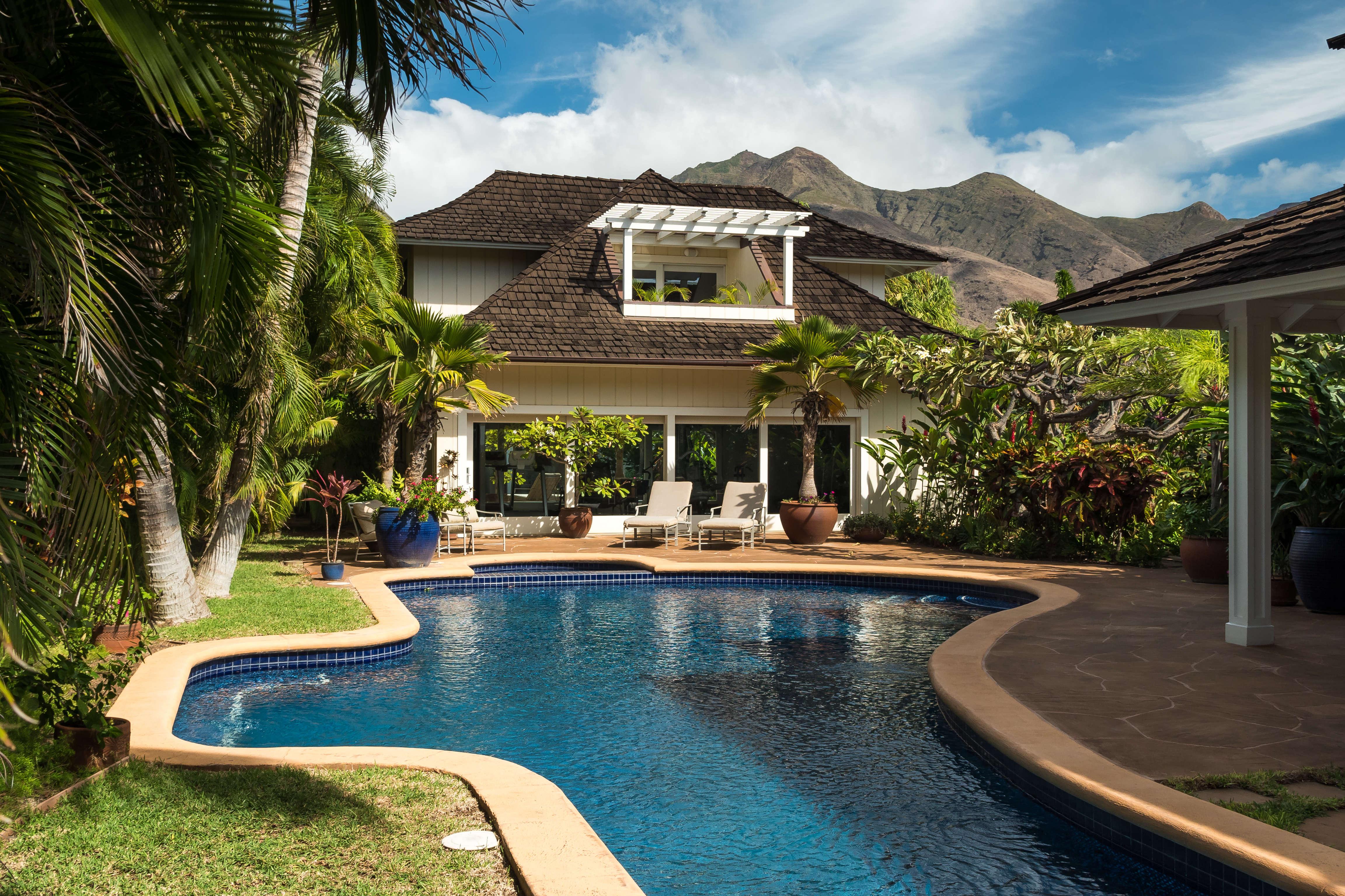 Luxury vacation rentals usa - Hawaii - Maui - Lahaina - Maui Royal Shores Villa - Image 1/38