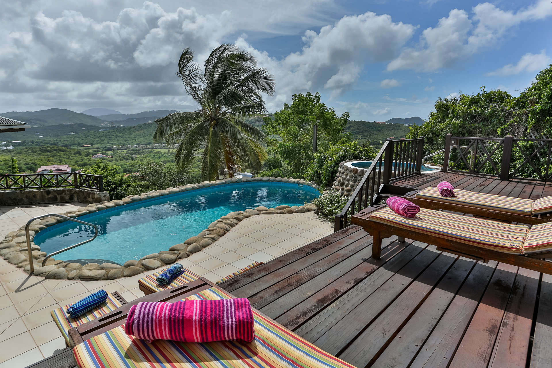 Luxury villa rentals caribbean - St lucia - Cap estate sl - No location 4 - Villa Cadasse - Image 1/19