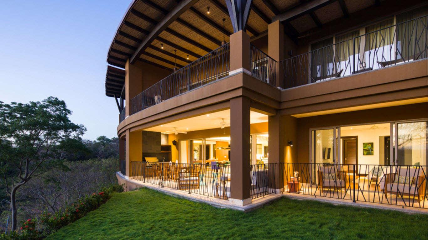 Central america villa rentals - Costa rica - Guanacaste - Peninsula papagayo - Paz del Mar - Image 1/9